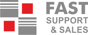 Fast Support & Sales